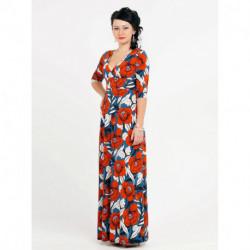 Платье С-368 Malina